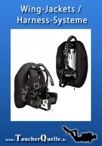 Wing Jackets / Harness-Systeme