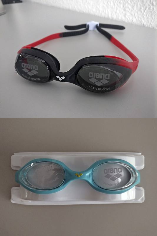 Arena Spider Junior Schwimmbrille Trainingsbrille Fur Kinder 6 12 Jahre