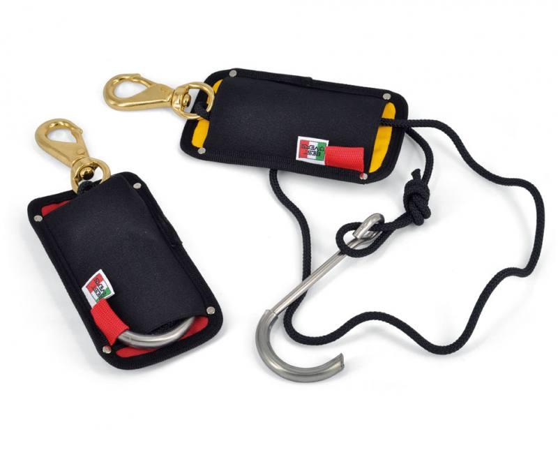 BestDivers Sea-Sword Premium Leinenschneider Line-Cutter mit Titanklinge