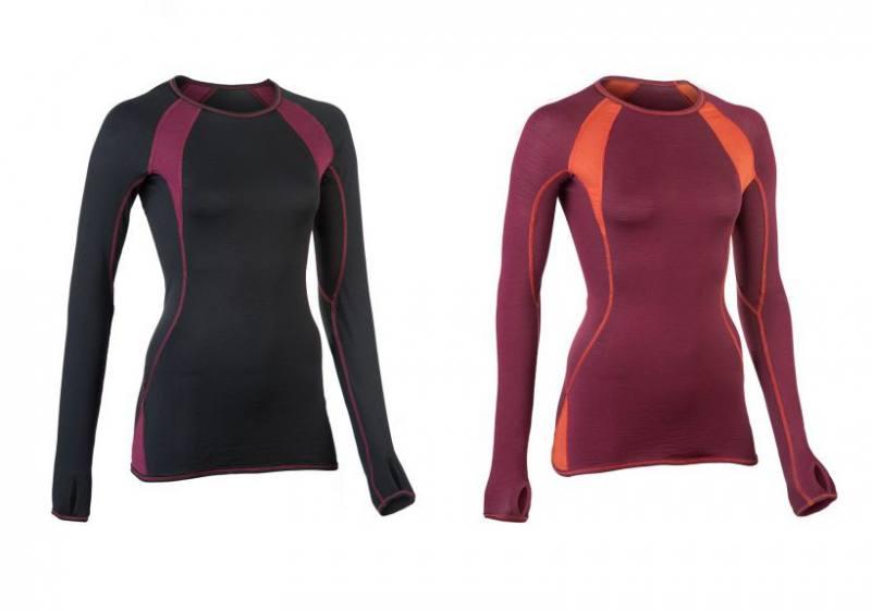 leichtes Short Sleeve aus Wolle/&Seide Damen Made in Germany Engel Sports
