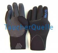 BARE GLOVE 5mm - 5 Finger Tauchh...