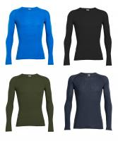 Long Sleeve aus 100% Wolle - ide...